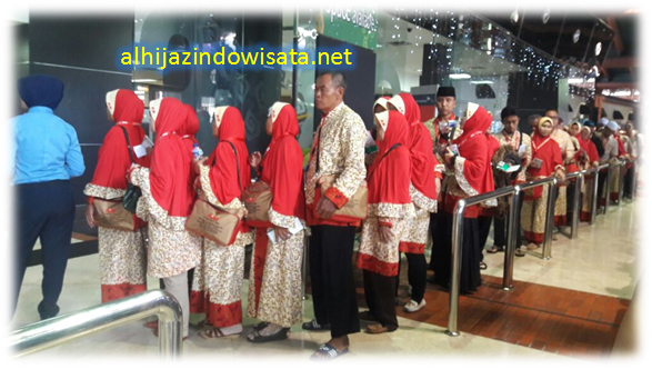 Perjalanan Umroh Januari by Saudi Airlines